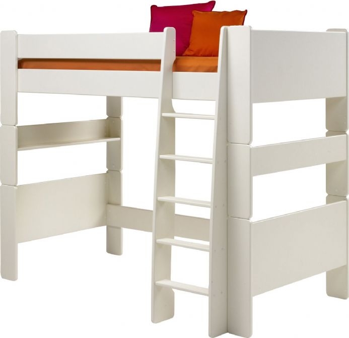 White Steens for Kids High Sleeper